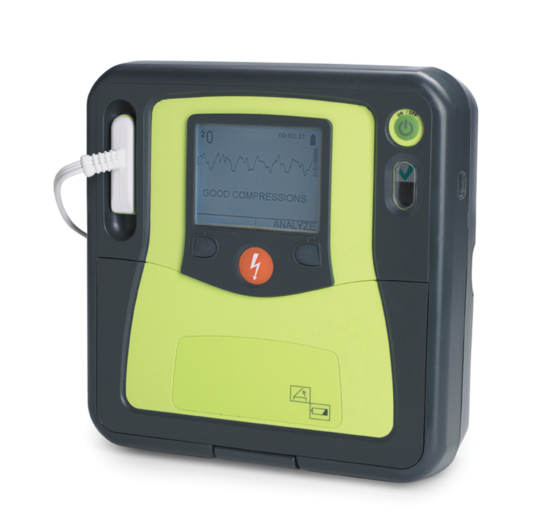 ZOLL AED 3 Semi Auto: Aspire medical equipment sales